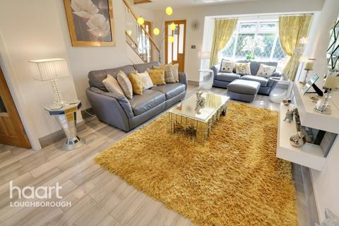 3 bedroom detached house for sale - Windsor Close, Coalville