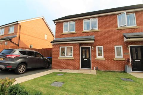 2 bedroom semi-detached house for sale - Lingholme Drive, Middleton, Manchester, M24 4SY