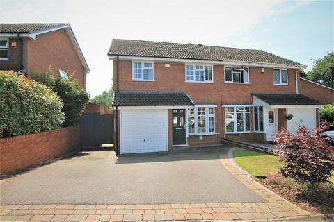 3 bedroom semi-detached house for sale - Retford Drive, Sutton Coldfield, B76 1DG