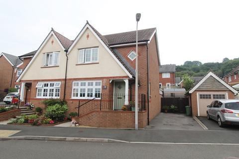 3 bedroom semi-detached house for sale - Parc Dan Y Bryn, Tonyrefail, Porth, Rhondda, Cynon, Taff. CF39 8JS
