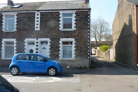4 bedroom end of terrace house to rent - letty Street, Cathays, Cardiff