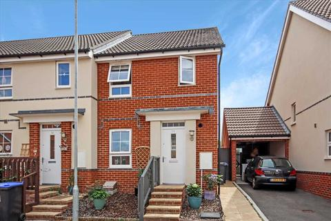 2 bedroom end of terrace house for sale - Quicksilver Street, Cissbury Chase, Worthing.