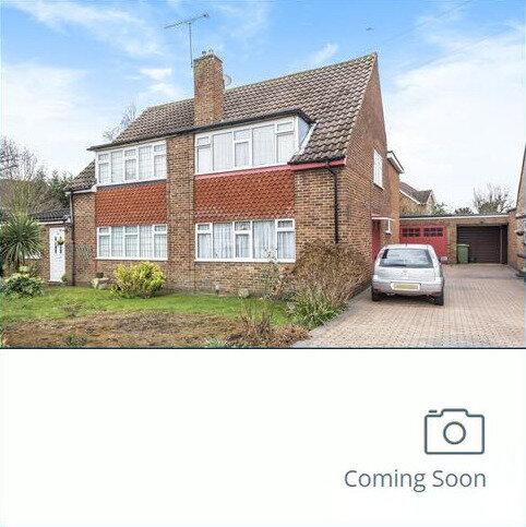 3 bedroom semi-detached house for sale - Scotts Avenue, Sunbury-On-Thames, TW16