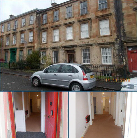2 bedroom flat to rent -  Buccleuch Street , Glasgow  G3