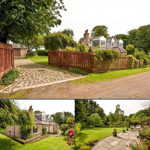 4 bedroom detached house for sale - Gardeners Cottage, Fetteresso, Stonehaven, Aberdeenshire, AB39
