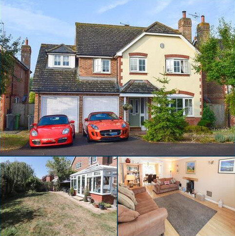 5 bedroom detached house for sale - Ideally located to Staplehurst Train Station