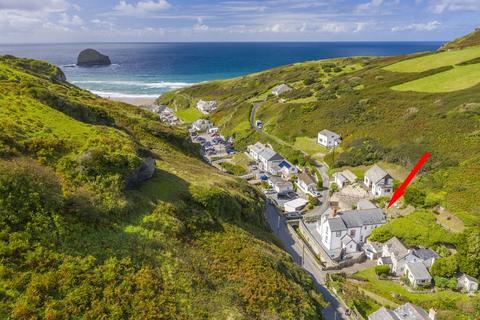 6 bedroom detached house - Trebarwith Strand, North Cornish Coast