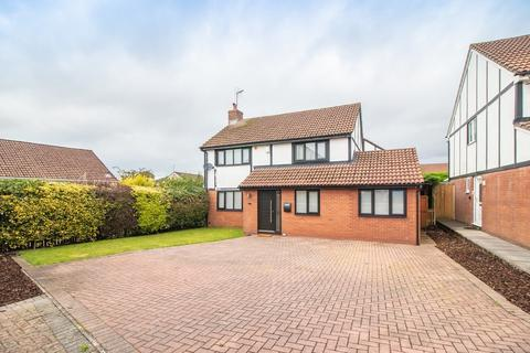4 bedroom detached house for sale - Deepfield Close, St Fagans