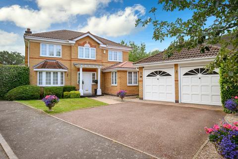 5 bedroom detached house for sale - Boningale Way, Dorridge