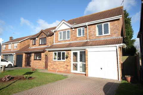 4 bedroom detached house for sale - Whitemoor Drive, Monkspath