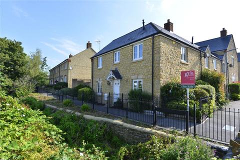 3 bedroom semi-detached house for sale - Streamside Walk, Milborne Port, Sherborne, Somerset, DT9
