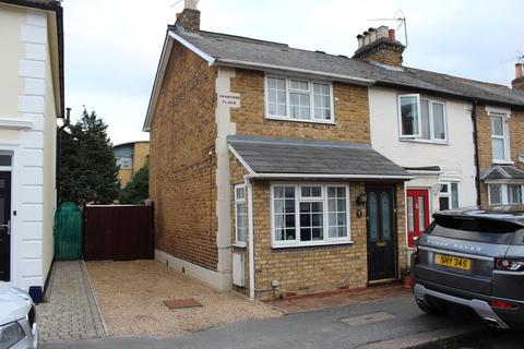2 bedroom end of terrace house for sale - New Road, Staines-upon-Thames