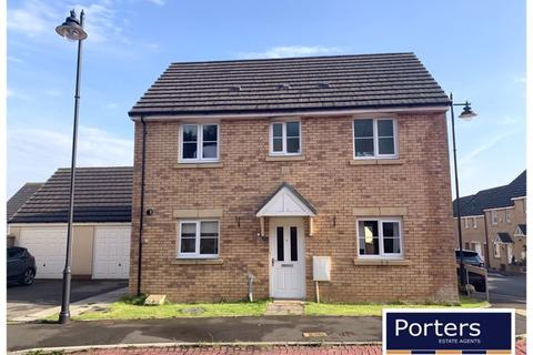3 bedroom detached house for sale - Maes Y Cadno Parc Derwen Coity CF35 6DF
