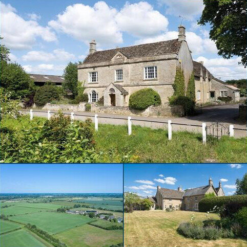 7 bedroom equestrian property for sale - Home Farm, Kelmscott, Lechlade, Gloucestershire