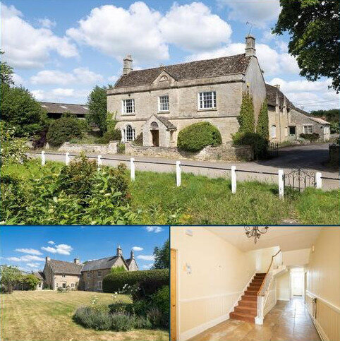 7 bedroom equestrian property for sale - Home Farmhouse, Kelmscott, Lechlade, Gloucestershire