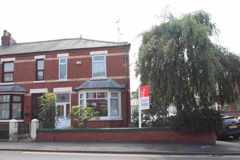 4 bedroom end of terrace house for sale - Stockport Road East, Bredbury