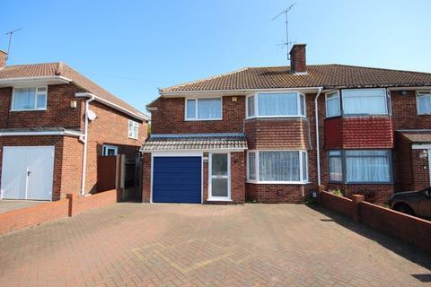 3 bedroom semi-detached house for sale - Mountgrace Road, Luton