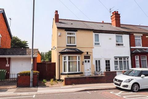 3 bedroom terraced house for sale - Willenhall Street, Wednesbury