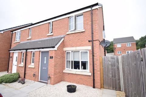 3 bedroom semi-detached house for sale - 57 Clos Y Coed Castan, Coity, Bridgend, CF35 6PA