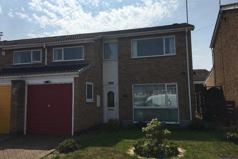 3 bedroom semi-detached house to rent - Wylam Close, Off Groby Road, Leicester, LE3 9BW