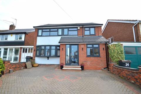 4 bedroom link detached house for sale - Ashburton Road, Kings Heath, Birmingham, B14