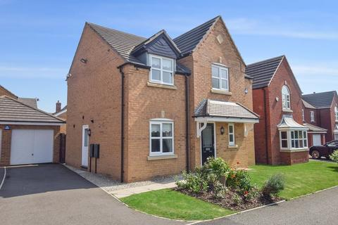 4 bedroom detached house for sale - Linby Way, Waterside Village