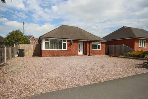 3 bedroom detached bungalow for sale - Shrewsbury Road, Market Drayton