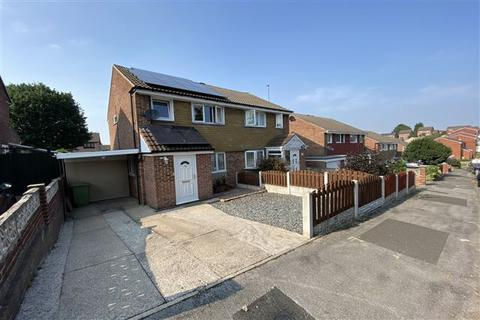 3 bedroom semi-detached house for sale - Chestnut Avenue, Killamarsh, Sheffield, Derbyshire, S21 1HN