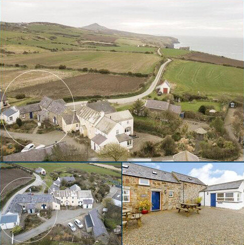 4 bedroom detached house for sale - Porthiddy Farm West, Abereiddy, Haverfordwest, Pembrokeshire, SA62