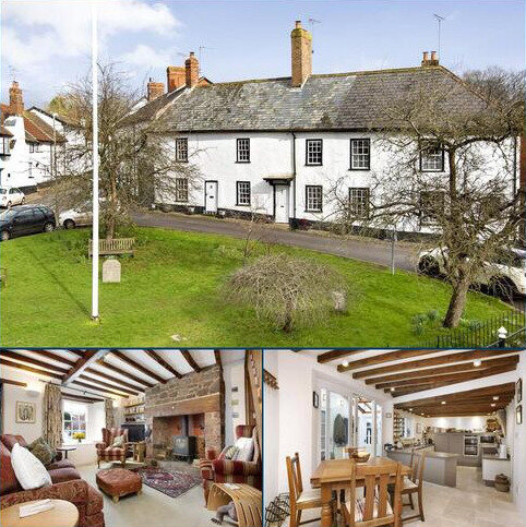 4 bedroom character property for sale - Lawn Cottages, Thorverton, Exeter, EX5