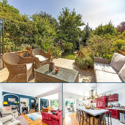 4 bedroom terraced house for sale - Ellerton Road, Wandsworth, London, SW18