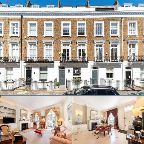 4 bedroom terraced house for sale - Moreton Place, London, SW1V