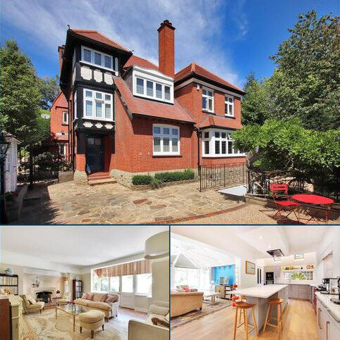 5 bedroom detached house for sale - Wilderness Road, Oxted, Surrey, RH8