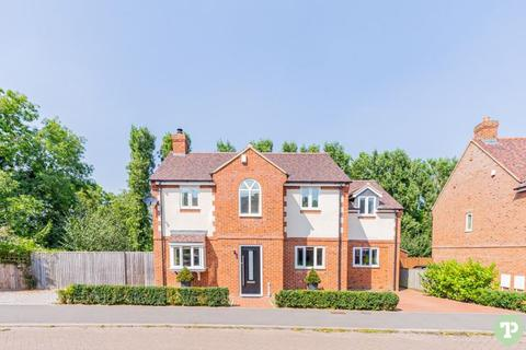 4 bedroom detached house for sale - Coopers Close, Littleworth