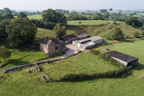 5 bedroom farm house for sale - Oldridge Farm, Whiston, Stoke-On-Trent, ST10 2HU