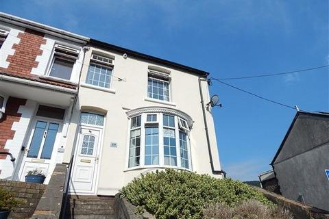 3 bedroom end of terrace house for sale - Gladstone Street, Abertillery, NP13 1NE