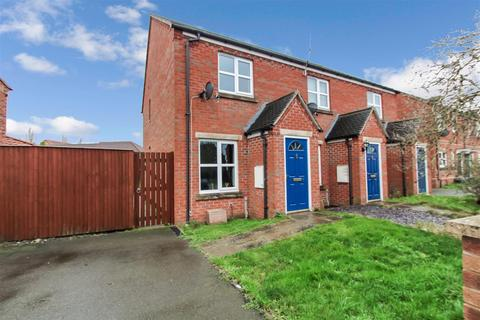 2 bedroom semi-detached house to rent - Greyfriars Close, Scunthorpe
