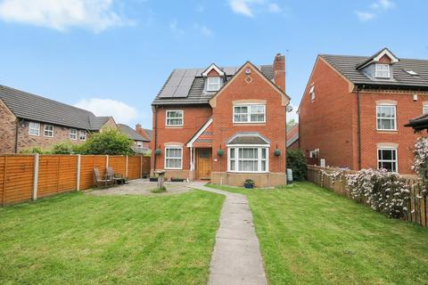 4 bedroom detached house for sale - Chesterton Drive, Winwick, Warrington, WA2