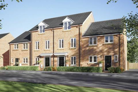 3 bedroom terraced house for sale - Plot 123, The Bentley at South Minster Pastures, Beverley, Yorkshire HU17