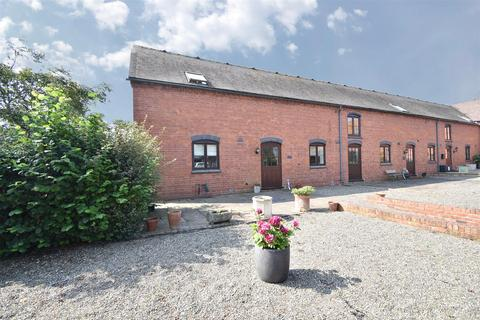 3 bedroom barn conversion for sale - Willow Barn, Boreton Mews, Cross Houses SY5 6HJ