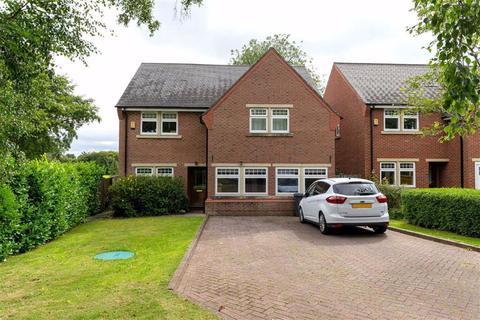 Plot for sale - Witton Close, Audlem Crewe, Cheshire