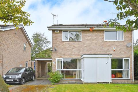 2 bedroom semi-detached house for sale - Ennerdale Close, Dronfield Woodhouse, Dronfield