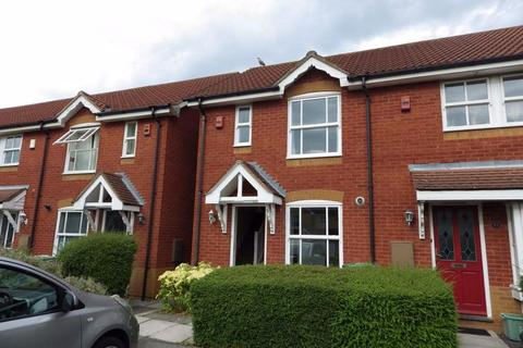 2 bedroom terraced house to rent - The Beeches, Bristol