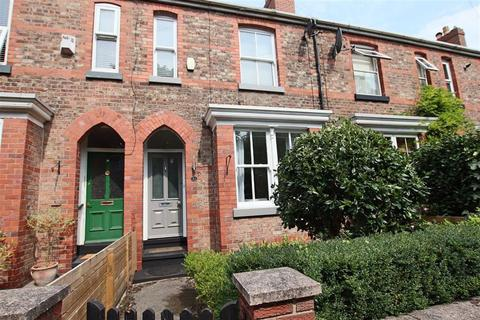 2 bedroom terraced house to rent - Mayors Road, Altrincham