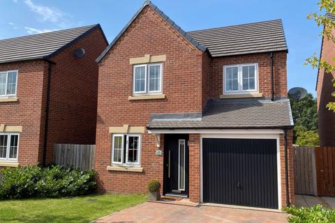 3 bedroom detached house for sale - Bilsdale Gardens, Guisborough