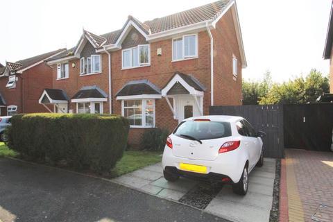 3 bedroom semi-detached house for sale - Longdown Road, Liverpool