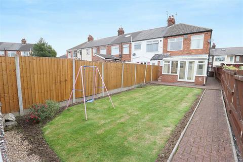 3 bedroom end of terrace house for sale - Linkfield Road, Hull