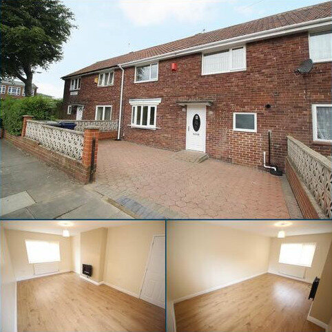 3 bedroom terraced house to rent - Stapeley View, Newcastle Upon Tyne