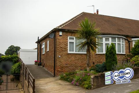 2 bedroom semi-detached bungalow for sale - High Moor Crescent, Moortown