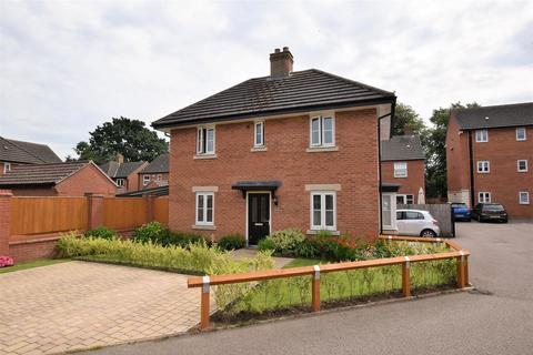 4 bedroom detached house to rent - John Clare Close, Oakham